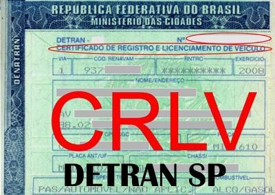 crlv-detran-sp 2019