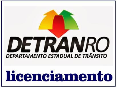 detran-ro-licenciamento 2019