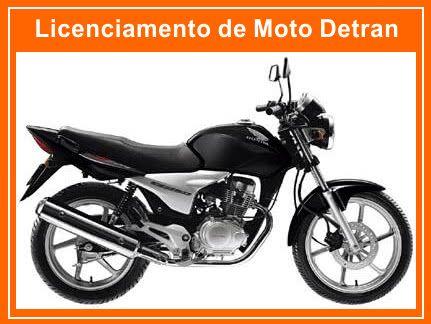 licenciamento-de-moto-detran 2019