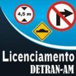 Licenciamento AM – Valor, Consulta, Tabela