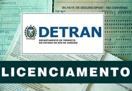 licenciamento-detran-rj 2019
