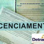 Detran PE Licenciamento – Vistoria, Consulta