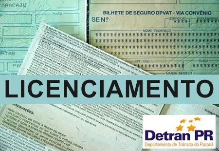 licenciamento-pr 2019