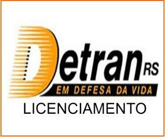 licenciamento-rs 2019