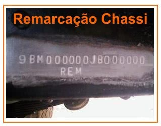remarcacao-chassi-detran 2019