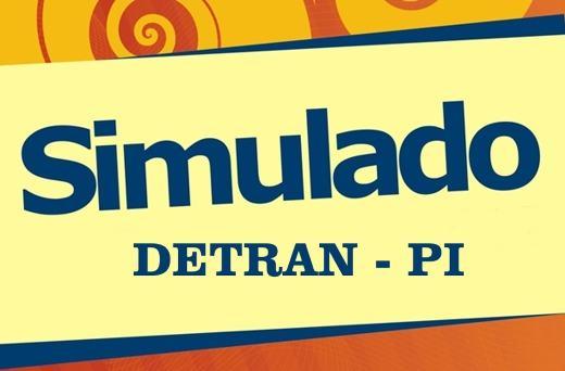 simulado-detran-pi 2019
